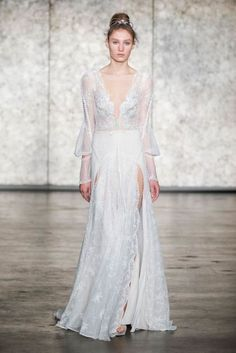 The one gown every designer showed at bridal autumn 2018 that might just be your wedding dress - Vogue Australia