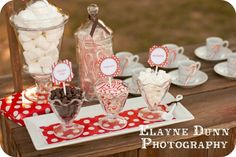 Warm & Toasty...A Hot Cocoa Party - Giggles Galore