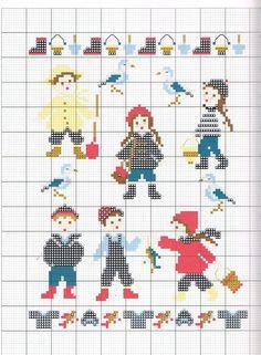 Cross Stitch Free chart クロスステッチフリーチャート                              …