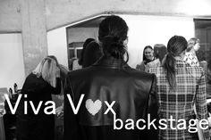 Fashion Times: Backstage. Viva Vox SS'18