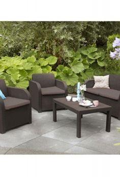 Allibert-Montpellier-Brown-Rattan-Outdoor-Garden-Furniture-Set-with-Cushions-0
