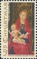 [Christmas stamp - Madonna and Child, type ADC]
