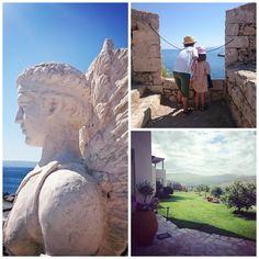 Kreta mit Kindern Collage