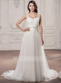 JJ's House Wedding dress