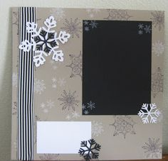 Stamp & Scrap with Frenchie: Scrapbook Time!