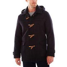 jcpenney.com | Claiborne Duffle Coat