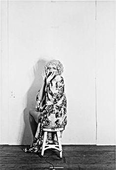Cindy Sherman, Murder Mystery, 1976