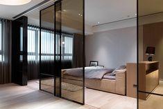 decoracao-escura-e-luxuosa-quarto-de-casal-apartamento-por-kcd