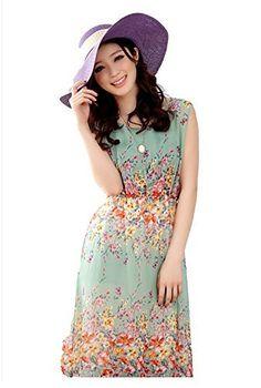 22.99.         Women Maxi Bohemian Beach Dress Plus Size Flower Sleeveless Casual Long Dresses, http://www.amazon.com/dp/B00VXKHOWS/ref=cm_sw_r_pi_awdm_ET7vvb0CBZR6D