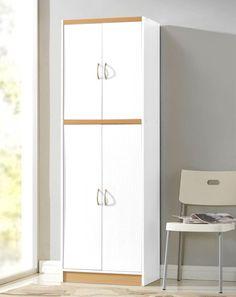 Kitchen Pantry & hemnes doors ikea - Google Search \u2026 | garage | Pinterest | HEMNES ...