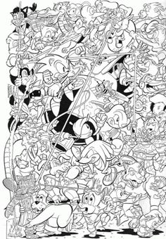 printable color pages sonic Sonic Colors Coloring Pages