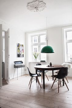 Copenhagen home of the music band Jørck | Styling by Emma Wallmén | Photo by Anna Malmberg, Elle Decoration Sweden