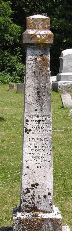 Joseph Owen (1778 - 1849) - Find A Grave Photos