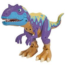 Dinosaur Train Extreme Action Figure - Alvin Allosaurus