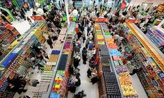 The Guardian: Empire of Things: How We Became a World of Consumers by Frank Trentmann review – buying into the material world. Our role as obedient customers is put under the spotlight in an ambitious 600-year history of global economics. T: Economic system