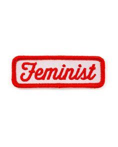 Feminist Patch – Strange Ways