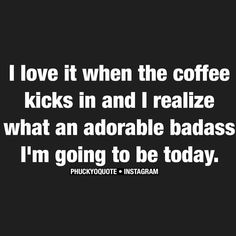 Badass all day all day by wioletta_pawluk Cute Quotes, Best Quotes, Funny Quotes, It's Funny, Funny Memes, Hilarious, Best Instagram Photos, Instagram Ideas, Tomorrow Will Be Better