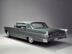 1960 Lincoln Landau 4-door Hardtop