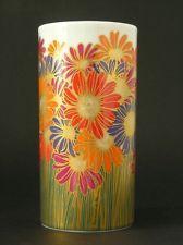 "Rosenthal Studio Linie. ""Bunte Margariten""14 cm Bunt, Vase, Studio, Design, Simple Lines, Studios, Vases, Jars"