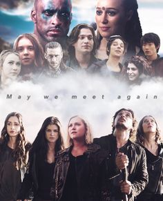 This looked a lot better in my head lol also HAPPY SHOW DAY! I'm super excited for this episode i really hope we see more throwback… Lexa The 100, The 100 Clexa, The 100 Show, The 100 Cast, Eliza Taylor, The 100 Saison 3, The Cw, The 100 Poster, Series Movies
