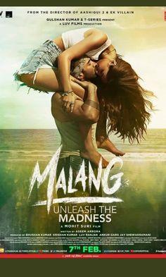 Malang: Poster and Look revealed - Filmi Files Hindi Bollywood Movies, Bollywood Posters, Telugu Movies, Hindi Movies Online Free, Hindi Movie Film, Funny Dialogues, Cool Lyrics, Film Review, Hindi Movies