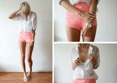 Knicker shorts (by Sietske L) http://lookbook.nu/look/3695813-Knicker-shorts