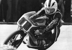 Angel Nieto con Bultaco