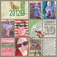 A Project by heathergw from our Scrapbooking Gallery originally submitted 03/19/12 at 07:58 AM