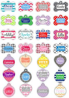 Hey, I found this really awesome Etsy listing at https://www.etsy.com/au/listing/224060021/double-sided-personalized-pet-tag