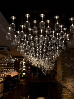 Hedonism Wines, London #wine #interiordesign