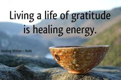 Living a life of gratitude is healing energy Attitude Of Gratitude, Gratitude Quotes, Grateful Heart, Thankful, Ayurveda, Holistic Healing, Inner Peace, Sanskrit, Law Of Attraction