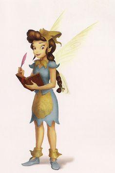 Pixie Hollow Queen Clarion | Queen's assistant