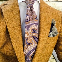 "Splash Of The Day: ""A well tailored suit is the universal language kleanWerk"