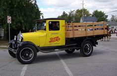 Ford Model A AA Truck