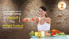 Recalibrating yourself for Weight Control