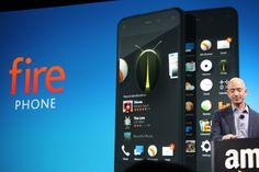 Amazon's 'Fire Phone' makes 3D on smartphones seem worthwhile