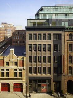 Fully Renovated 19th Century Warehouse Lofts in Boston - The Décor Magazine