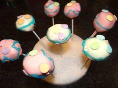 Make your own Red Velvet Cake Pops!