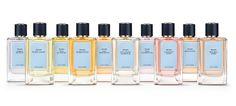Ligne de parfums Prada Olfactories