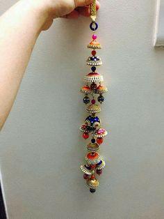 Silk Thread Bangles Design, Silk Thread Necklace, Beaded Necklace Patterns, Thread Jewellery, Jewelry Patterns, Diwali Decoration Items, Handmade Crafts, Handmade Jewelry, Rakhi Design