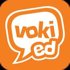 Voki - App para crear avatares