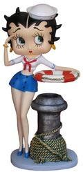 Betty Boop Sailor Pencil Holder - Betty, Boop, Holder, PENCIL, Sailor