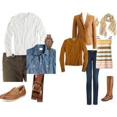 Engagement Wardrobe Inspiration