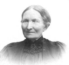 Elsa Maria Elisabet <i>Näslund</i> Winblad 1829-1907 Västernorrlands län, Sweden Burial: Anundsjö kyrkogård  Anundsjo Örnsköldsviks kommun Västernorrlands län, Sweden