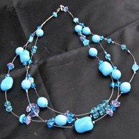 Šperky / Zboží | Fler.cz Pearl Necklace, Beaded Necklace, Pearls, Jewelry, Fashion, String Of Pearls, Beaded Collar, Moda, Jewlery