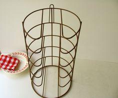 Vintage Pie Rack Plate Holder Pie Stand Tray Shelf by HilltopTimes & Vintage Pie Rack | Metal Pie Cooling Rack | Bakery Pie Rack | Metal ...