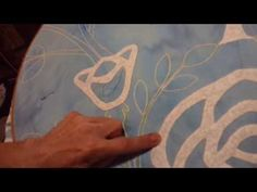 Hand Quilting Demonstration