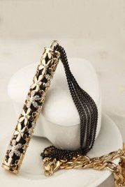 Elegant Kaleidoscope Necklace