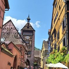 Come and join us on a wine tour to the charming medieval village of Riquewihr.   Discover fabulous wines made by small, family owned boutique wineries.