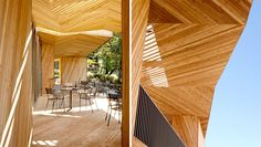 allied works architecture - Sokol Blosser Winery Tasting Room